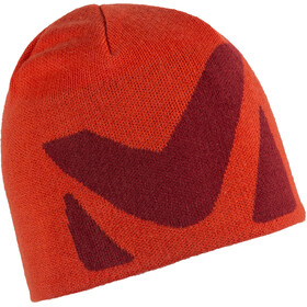 Millet Logo Beanie Men Orange/Pompeian Red